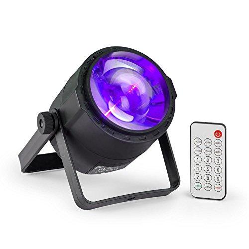 Beamz PLS30Innenraum LED Bad Schwarz Bar-Disco-Zubehör Set Bad LED-Farbe, Schwarz, Innen, Led, Blau, Grün, Rot, Weiß, Auto, DMX, Sound activated, freistehend)