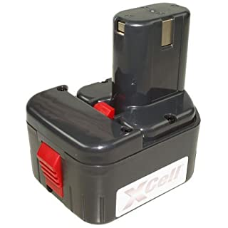 AccuPower Battery for Hitachi EB1220BL, EB1214S P353CH