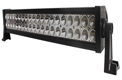 Cyclops Dual Row 36W Side Mount LED Light Led-dual-mount