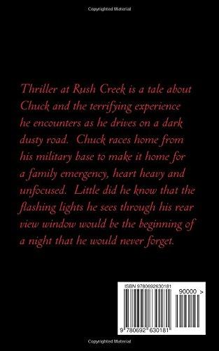 Thriller at Rush Creek
