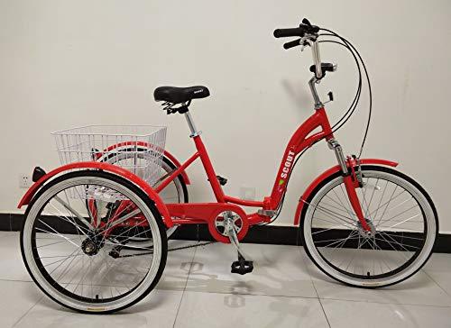 Scout Triciclo para Adulto