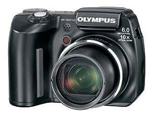 Olympus SP500 Digital Camera [6MP, 10 x Optical Zoom] Silver
