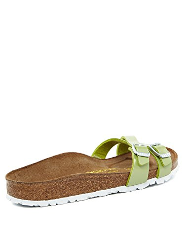 Birkenstock Almere, Mules femme Pearly Apple