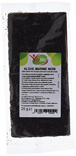 Vivimio Nori in Fogli Alghe per Sushi - 25 gr