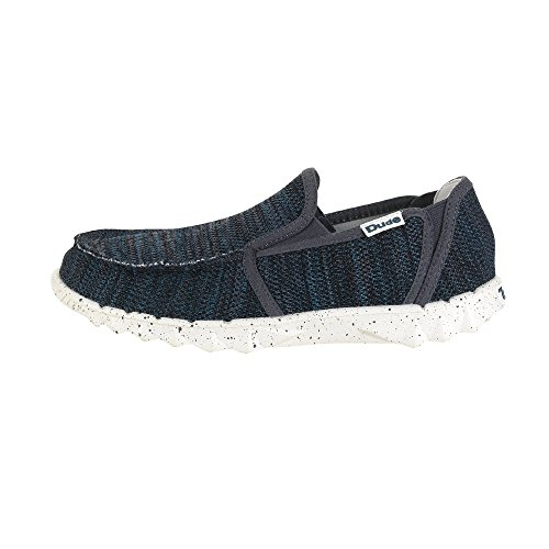 Dude Shoes - A collo basso uomo Blue