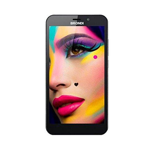 Brondi Brondi 620 Sz Smartphone da 8 GB, Nero, [Italia]