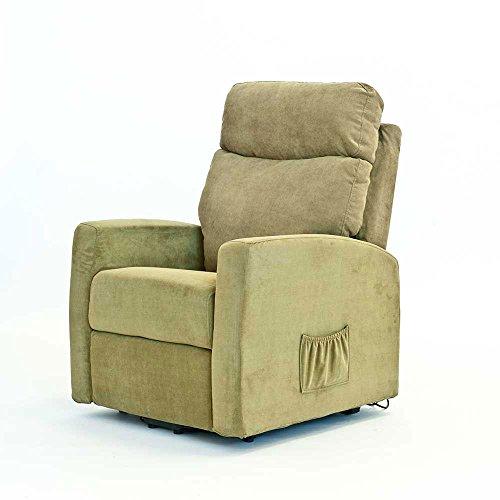 Sessel mit waschbarem Bezug für Senioren Pharao24