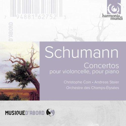 Schumann: Concertos pour violo...