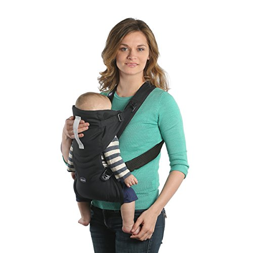 Chicco - Porte bébé Ergonomique Easy Fit - Porte bébé physiologique - Oxford