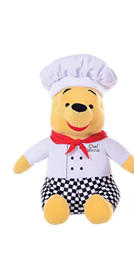 Winnie Plüsch in Chef outfit 30.48 cm Soft Toy (Winnie The Pooh Baby-outfit)