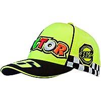 Amazon.it  Giallo - Cappelli con visiera   Copricapo  Sport e tempo libero 44318ee6769e