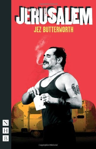 By Jez Butterworth (Jerusalem) By Jez Butterworth (Author) Paperback on (Nov , 2009)