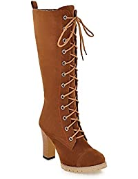 Womens Casual Slip-Resistant Urethane Boots SXC02038