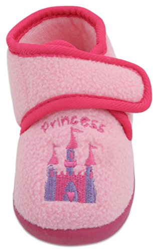 SlumberzzZ , Chaussons pour fille Rose