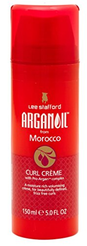 Lee Stafford Argan Oil® from Morocco Curl Crème 150ml