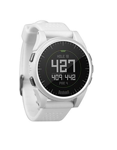 Bushnell Neo EXCEL Golf GPS Armbanduhr - Entfernungsmesser-Weiss