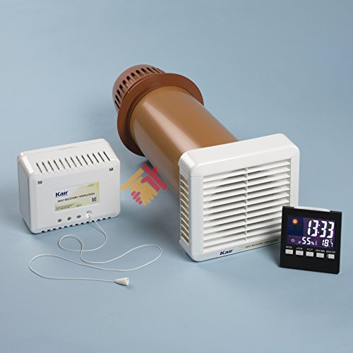 kair-khrv150-single-room-heat-recovery-ventilator-pullcord-humidistat-supplied-with-a-free-lcd-hygro