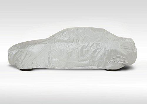 Cover Zone Imperméable Convient pour Toutes Les Saisons Adapté Voyager Bâche de Voitures Extérieur Intérieur pour s'adapter Chrysler Horizon Hatchback 1977-1986 CCC124_FRE15