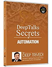 Secrets of Automation - DeepTalks by Deep Trivedi (Hindi) (Set of 2 DVDs)