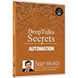 Secrets of Automation - DeepTalks by Deep Trivedi