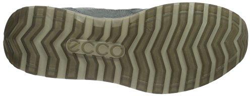 Ecco Cs14, Baskets Basses Homme Gris (TITANIUM/CONCRETE54302)