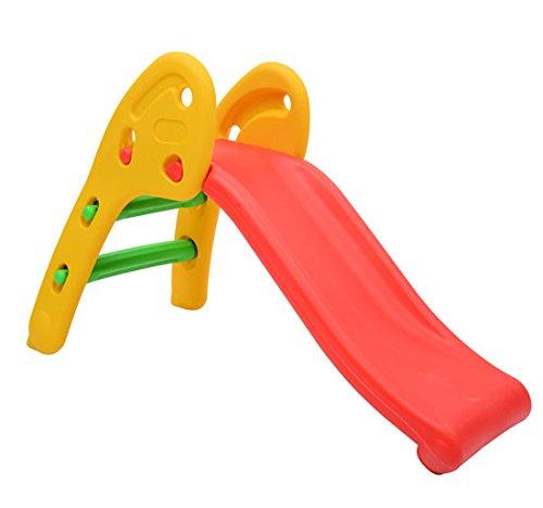 Outsunny - Scivolo per bambini di 110 x 54 x70 cm. - peso max. 16 Kg