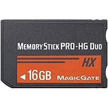 16GB High Speed MS Memory Stick Pro Duo Karte Speicher für Sony PSP 1000/2000/3000Spiel Konsole