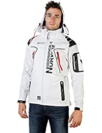 Geographical Norway Tambour_man BIANCO