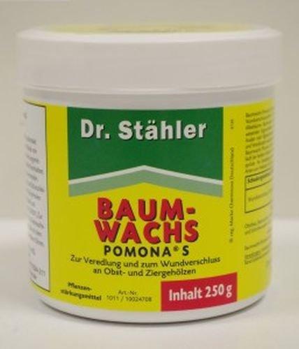 Dr. Stähler 010123 Baumwachs, 250 ml für Veredelung und Wundverschluß an Obst und Zierhölzern