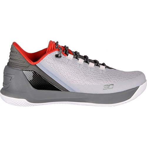 save off f8986 03157 Under Armour UA Curry 3 Low Mens Basketball Trainers 1286376 Sneakers Shoes  (US 10,