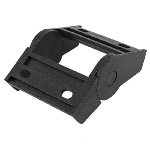 Machine Tool 25 x 57 mm, chaîne de porte-Connecteur de frein Noir