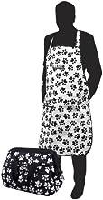 Wahl Paw Print bolsa de aseo y delantal conjunto