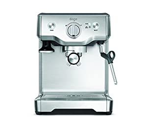 Sage by Heston Blumenthal the Duo Temperature Pro Coffee Machine, 1700 Watt by Sage by Heston Blumenthal