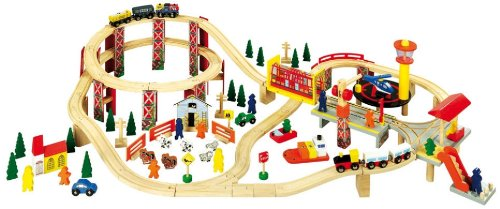 Rail parc industriel