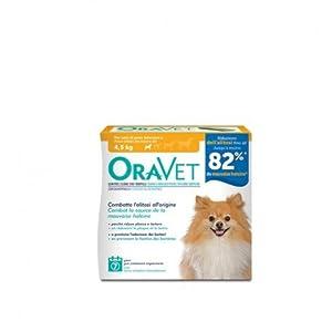 Oravet - Barre à mâcher pour très petit chien (moins de 4,5 kg)