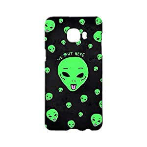 G-STAR Designer Printed Back case cover for Samsung Galaxy C5 - G10299