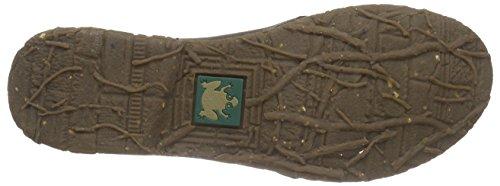 El Naturalista - El Naturalista Angkor N974 Chaussures À Lacets, Scarate Stringate Donna Marrone (marron (marron))