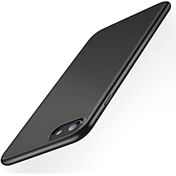 coque iphone 8 noir mat