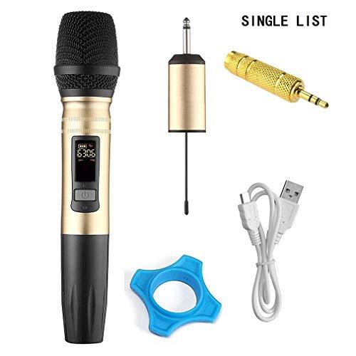 Yogasada X-7 Ordenador Karaoke Micrófono Voz Teléfono