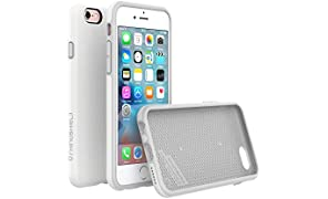 RhinoShield Case FOR IPHONE 6s / IPHONE 6 [NOT Plus] [PlayProof] | Heavy Duty Shock Absorbent [High Durability] Scratch Resistant. Ultra Thin. 11ft Drop Protection Rugged Cover - White