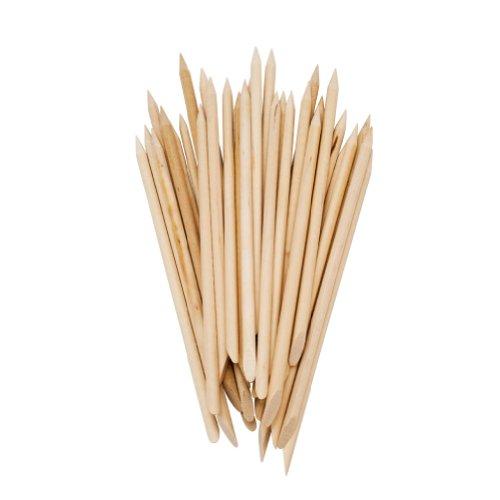 Spray Tan Lot de 15 bâtonnets Repousse-cuticules