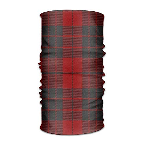 headscarves sky Headbands Buffalo Plaid TartanUnisex Sport Scarf Neck Outdoor Scarf Headbands Bandana Outdoor Sweatband Headwear -