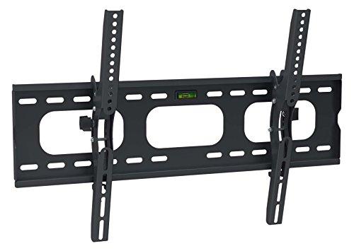 Archimède dwd996t Porte TV 32 – 70 pouces, métal, noir, 72 x 7 x 42 cm