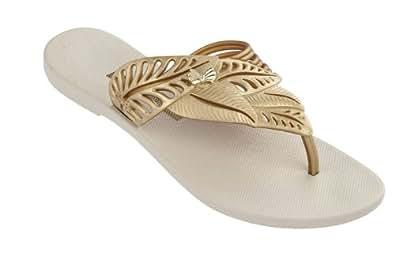 ipanema gisele bundchen sunshine womens flip flops sandfarbeale beige size eu 35 36. Black Bedroom Furniture Sets. Home Design Ideas