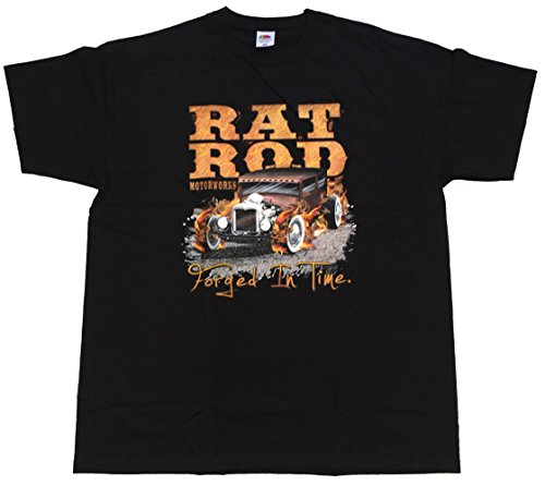Hotrod Rockabilly T Shirt Orginal USA Motiv