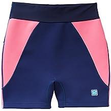 Splash About–para mujer Jammers, mujer, Adult, azul marino y rosa, Medium (Waist 72 - 86 cm)