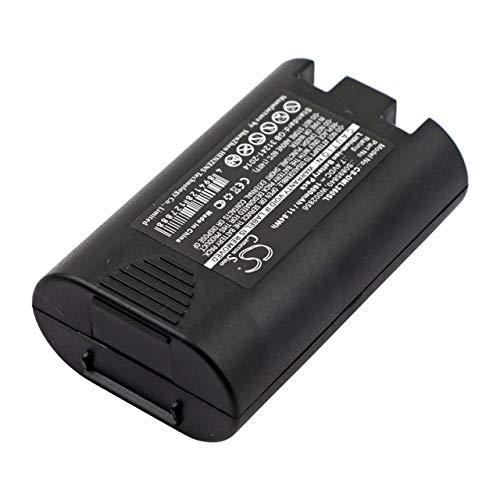 Akku für Etikettendrucker Dymo Rhino 4200, 7,4V, Li-Ion (Dymo Rhino-etikettendrucker)