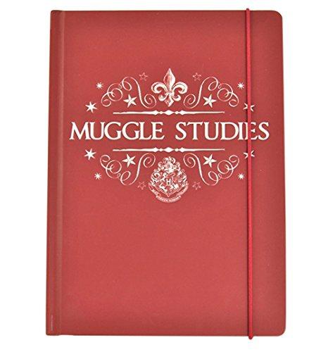 Muggle Studies Notizbuch A5 Harry Potter -