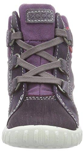 Ecco  ECCO MIMIC, Baskets premiers pas bébé Violet - Violett (NIGHT SHADE/NIGHT SHADE/DUSK/GRAPE)