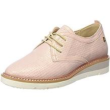 XTI Zapatos Derby - Zapatillas para mujer